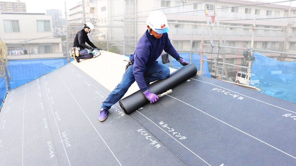 屋根工事 成田屋商店